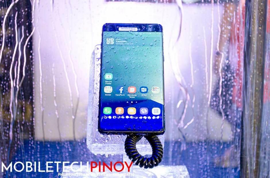 Waterproof Testing