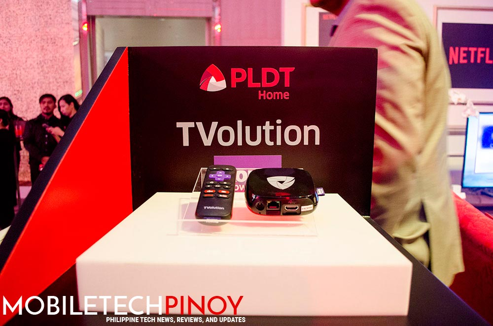 PLDT Roku Powered TVolution Video Review: Watch Netflix, iFlix, Cignal from a Single Tiny Set Top Box!