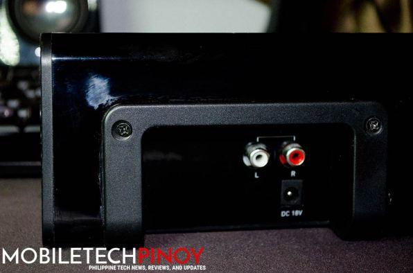 RCA Audio Ports