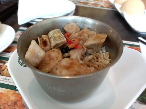 Sparerib Rice Bowl