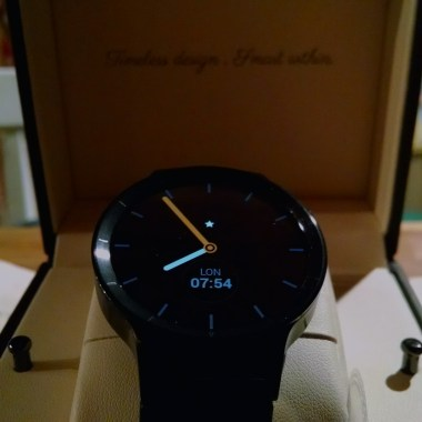 Living with a Huawei Watch