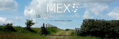 The MEX/16 conference: hidden paths to better UX