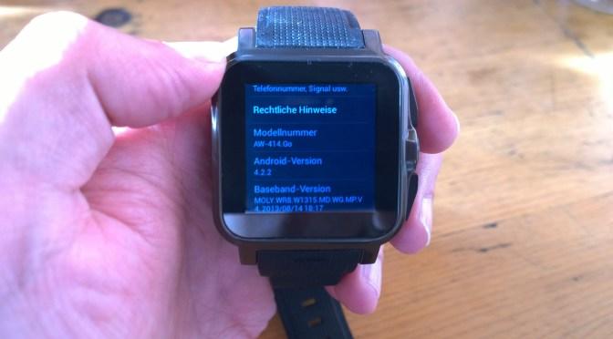 Pearl-Smartwatch unter der Lupe