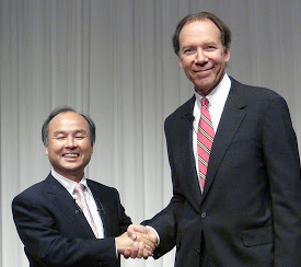 Softbank and Sprint