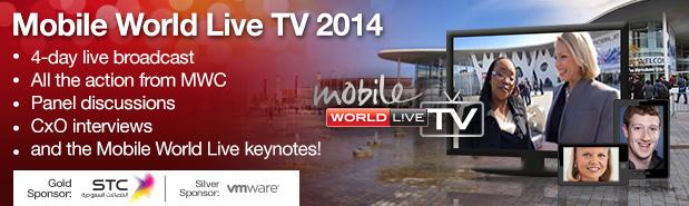 Mobile World Live TV 2014