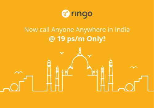 India's operators declare war on P2P calling app Ringo