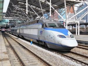 train-korea