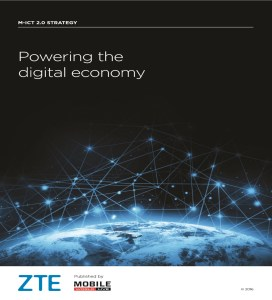 ZTE - Powering the digital economy
