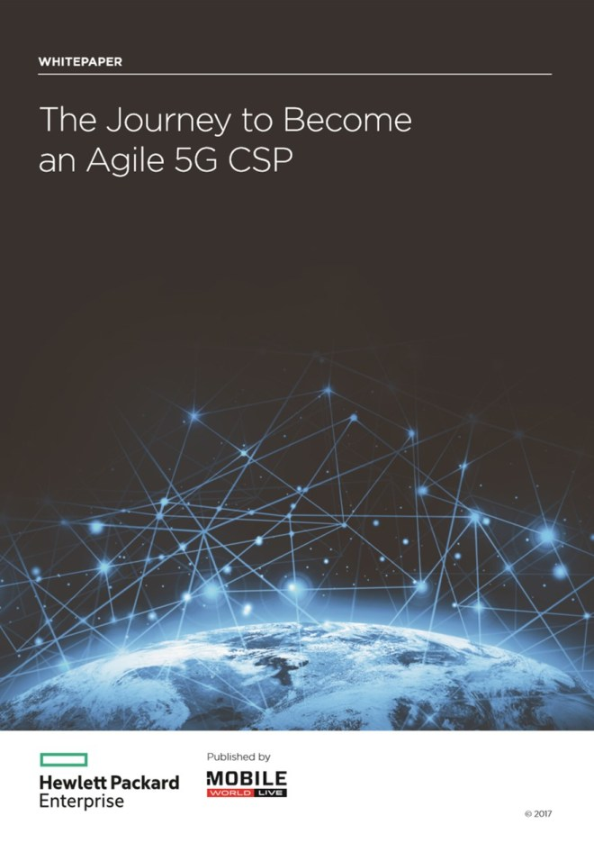 The Journey to Become an Agile 5G CSP