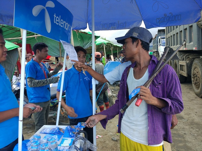 Telenor Myanmar takes 4G coverage to 29 cities - Mobile