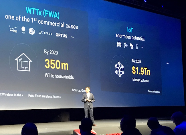Operators cannot stand still on 5G prep: Huawei - Mobile World Live