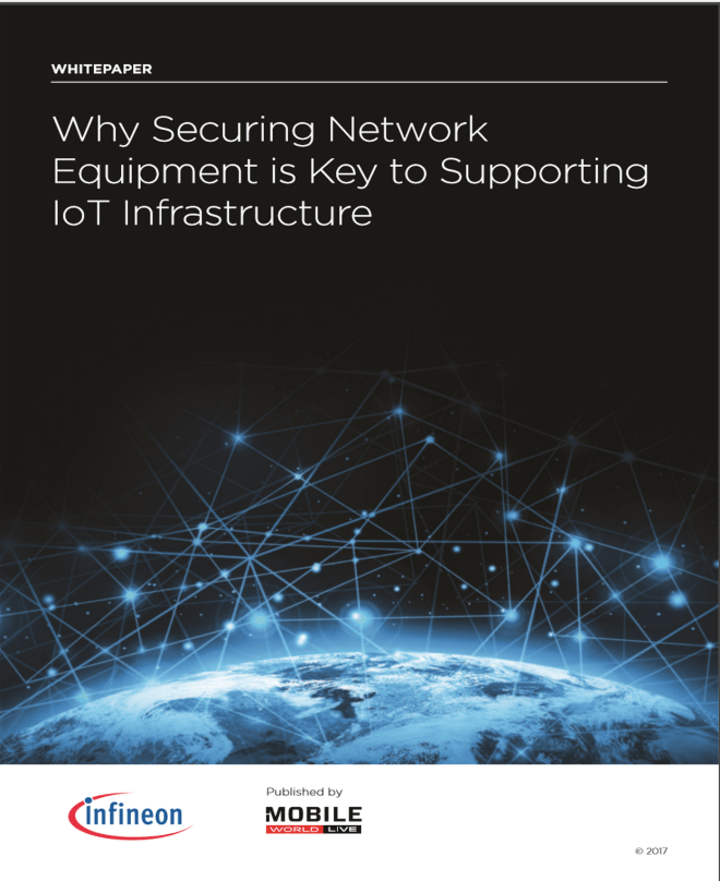 Why securing network equipment is key to supporting IoT infrastructure