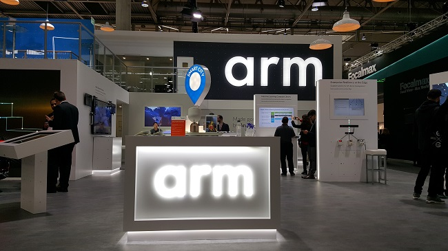 Arm gives control of China unit to JV - Mobile World Live