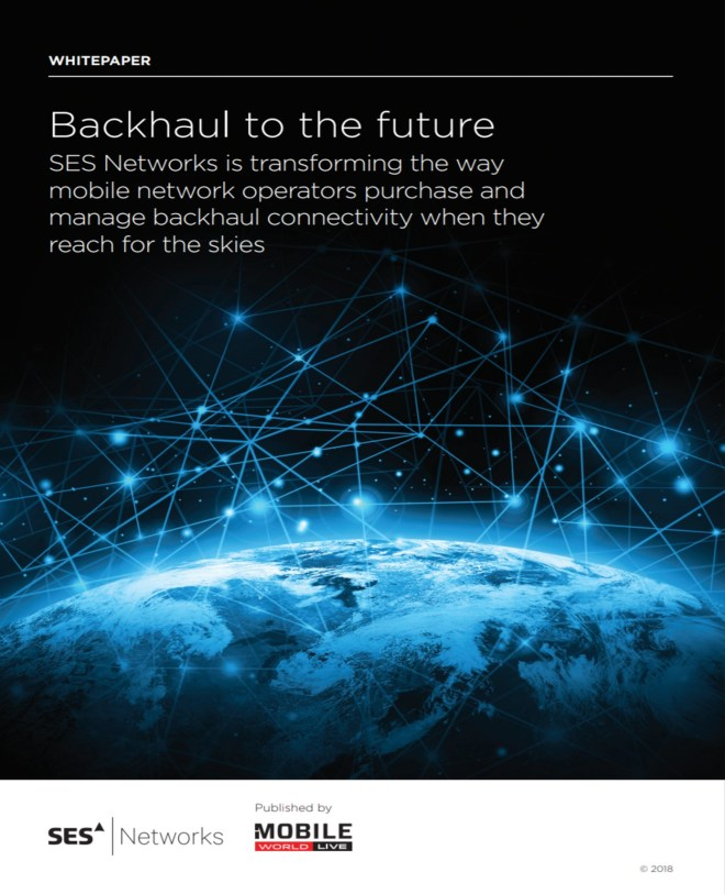 Backhaul to the future