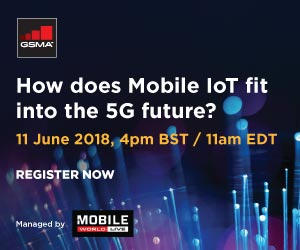 How does Mobile IoT fit into the 5G future?
