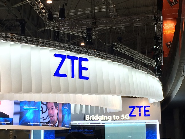 ZTE records the first in the global CPE market