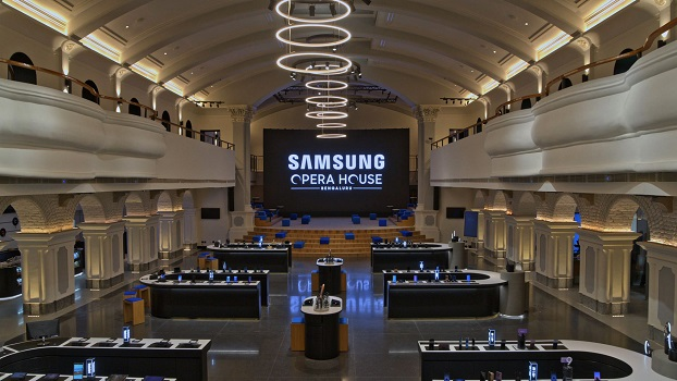 Samsung Continues India Push With Experience Store Mobile