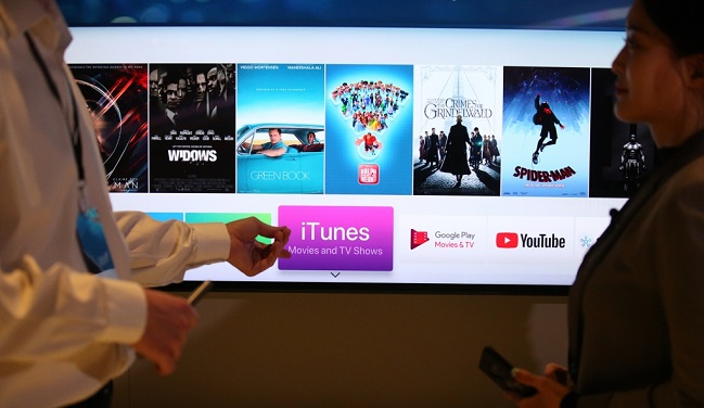 Apple inks Samsung deal as services drive continues - Mobile