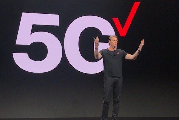 Verizon chief plots course to DSS