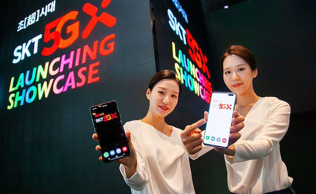 SK Telecom hits 1M 5G subs milestone