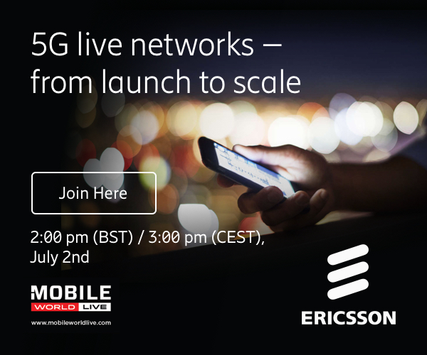 5G Live Networks – From Launch to Scale