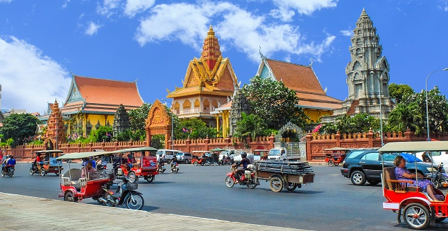Cambodia trials central mobile payment platform