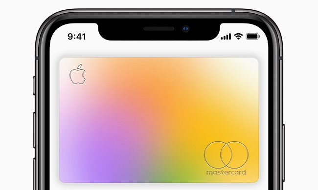Apple launches credit card with iPhone integration