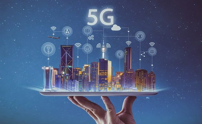 Chinese job market boosted by 5G
