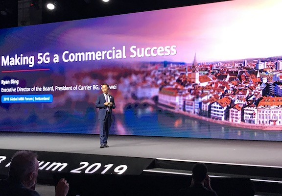 Huawei urges shift to new 5G pricing models