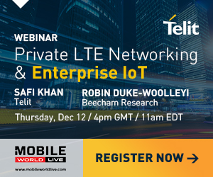 What you need to know about Private LTE Networking and Enterprise IoT