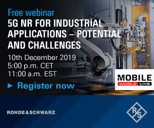5G NR for industrial applications - Potential and challenges
