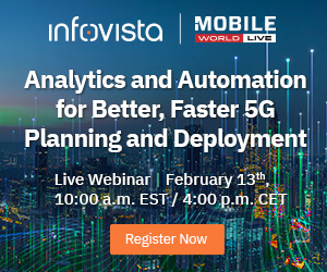 How to use analytics and automation for better, faster 5G planning and deployment