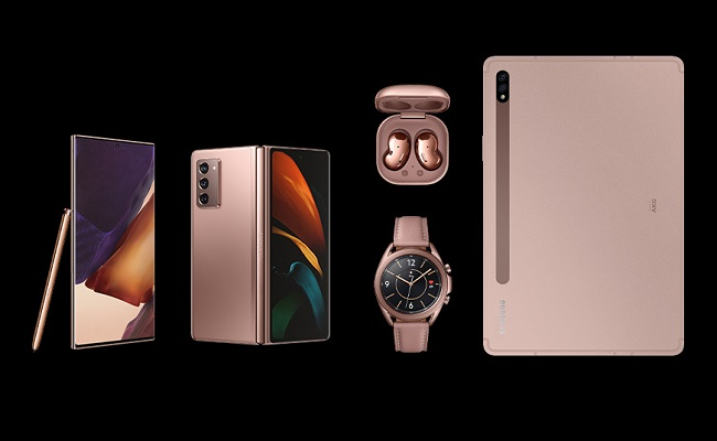 Virtual Galaxy Unpacked brings 5 new models - Mobile World Live