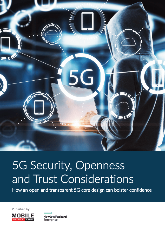 5G Security, Openness and Trust Considerations