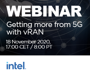 Getting more from 5G with vRAN