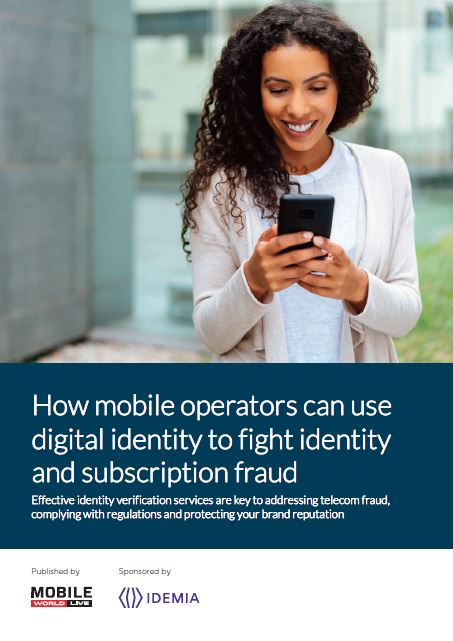 How mobile operators can use digital identity to fight identity and subscription fraud
