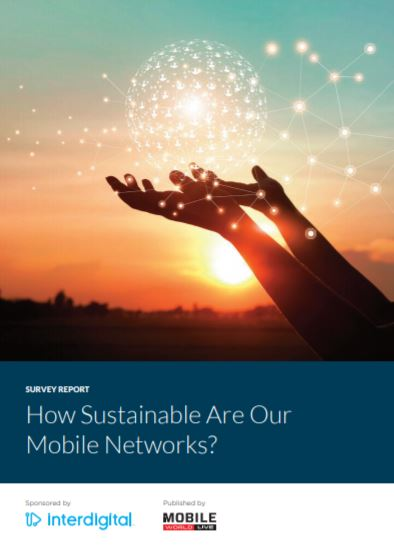 Survey report: How sustainable are our mobile networks