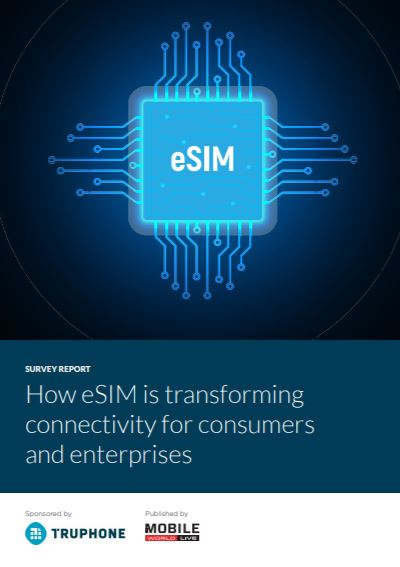 Survey Report: How eSIM is transforming connectivity for consumers and enterprises