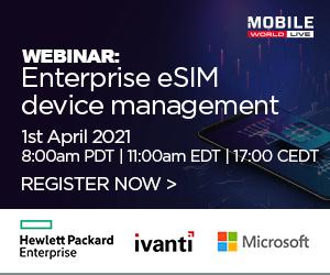 Webinar: Enterprise eSIM device management