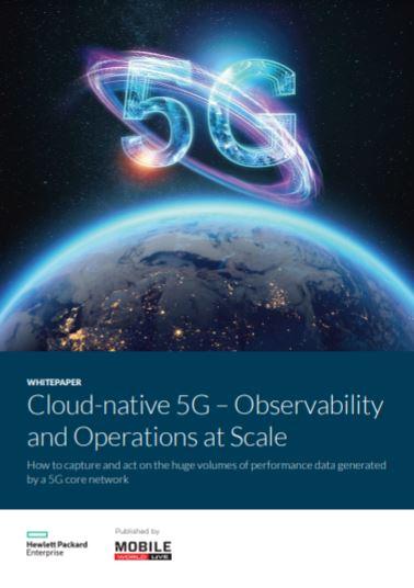 Cloud-native 5G – Observability and Operations at Scale
