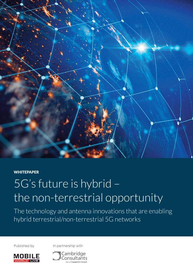 5G's Future is Hybrid - The Non-Terrestrial Opportunity