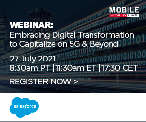 Embracing Digital Transformation to Capitalize on 5G & Beyond
