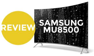 Samsung MU8500 Review