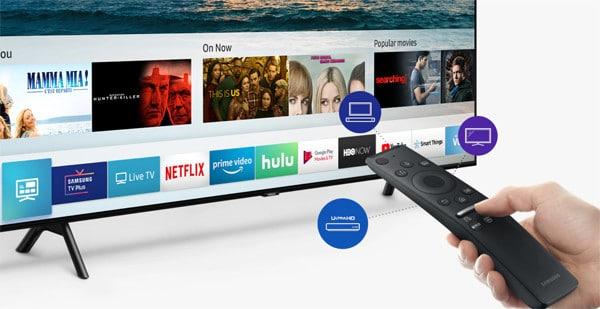 Samsung QN65Q60RAFXZA Smart TV