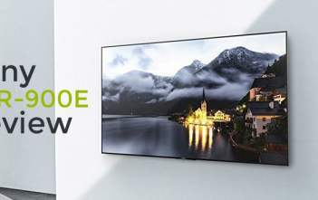 Sony XBR55x900E Review