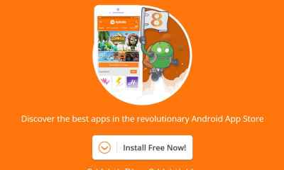 Aptoide Fire TV Store App