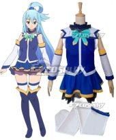 Aqua Cosplay Costume
