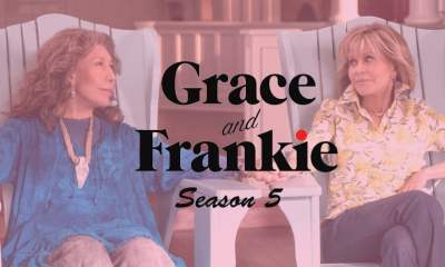 Grace and Frankie Season 5 Netflix