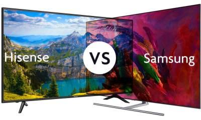 Hisense vs Samsung