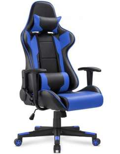 Homall Gaming Chair / Blue